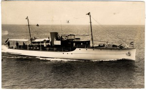 Nymphaea, Scheveningen 1924