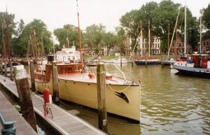 Nymphaea Veerhaven Rotterdam 1997