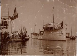 Nymphaea Warmond 1924